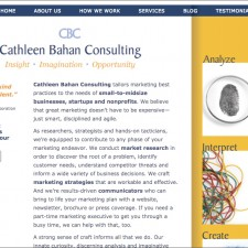 Cathleen Bahan Consulting