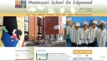 Montessori School on Edgewood