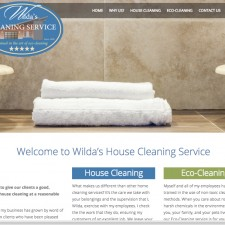 Wilda's Cleaning Service