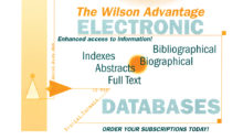 Wilson Electronic Databases Self-Mailer